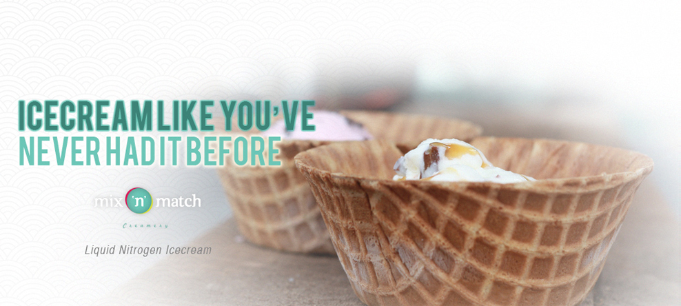 Ice Cream Banner Image